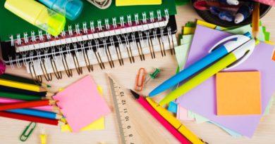 Achat de fournitures scolaires groupés
