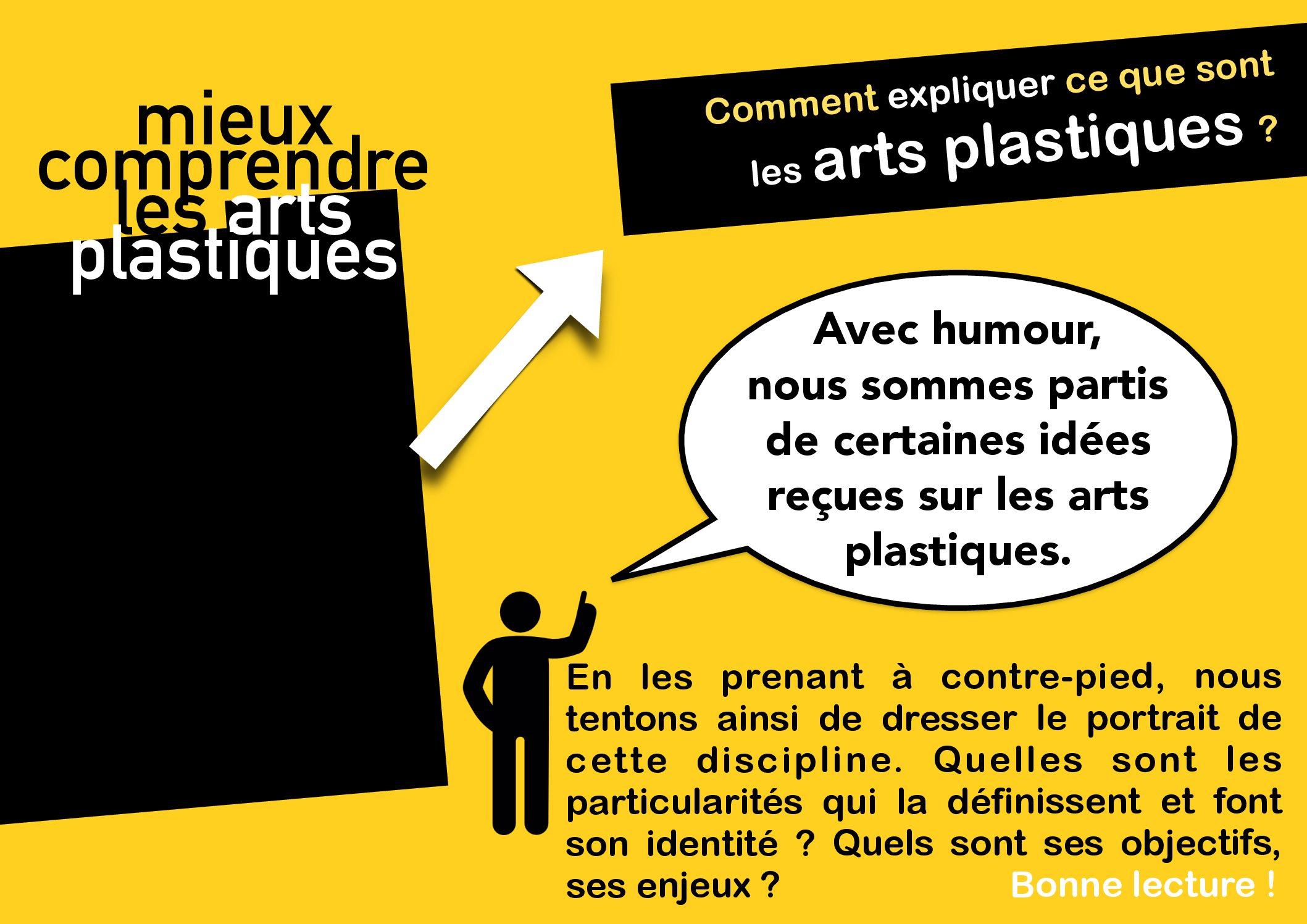 Mieux comprendre les arts-plastiques
