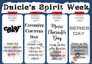 Dulcie September fait sa Spirit Week